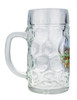 Personalized .5 Liter Oktoberfest Beer Mug with Nurnberg motif
