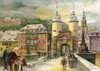 Christmas in Heidelberg German Advent Calendar