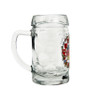 Deutschland Map Beer Mug Shot Glass