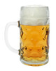 Authentic 0.5 Liter German Beer Mug with US Army Seal