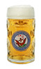 Traditional 0.5 Liter Oktoberfest Beer Mug with US Navy Seal
