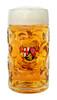 Authentic 1 Liter Rheinland Pfalz Oktoberfest Beer Mug