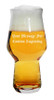 Personalised 16oz Master One Craft Beer Glass