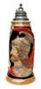 King Limitaet 2003 | Peter Duemler Ares Trojan War Handpainted Beer Stein