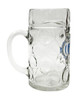 Genuine 1 Liter Oktoberfest Beer Mug with USAF seal