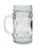 0.5 Liter Beer Mug with Saschen Crest