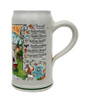 Oktoberfest Wirtekrug 2012 Ceramic Beer Mug