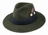 German Country Hat Green
