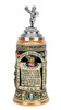 Reinheitsgebot German 1516 Beer Purity Law ceramic beer stein