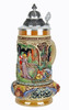 Full Color Classic Lovers Wedding Beer Stein