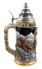 Glorious Grizzly Bear Beer Stein