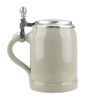 Authentic German Ceramic Beer Stein with Handle