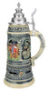 King Limitaet 2005 | Lovers Tryst Handpainted Beer Stein