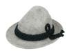 German Hiking Hat Light Gray
