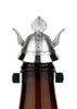Viking Helmet Beer Stein Lid for Beer Bottles