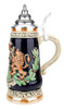 Bulgaria Coat of Arms Beer Stein