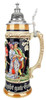 The Freeloader Traditional Style Beer Stein | 2 Liter