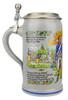 Munich Oktoberfest Official Ceramic Beer Mug
