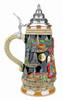 Schwarzwald Cuckoo Clock Beer Stein