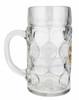 Authentic Beer Mug with German Landmarks