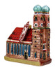 Munich Frauenkirche Cathedral Authentic German Glass Ornament