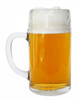 Side of Personalized 1 Liter Styria German Beer Mug