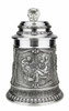 Beer Brewers Pewter Beer Stein