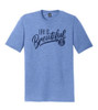 Hofbrauhaus HB Life is Brewtiful Blue Frost T Shirt