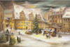 Meissen Christmas Market German Advent Calendar