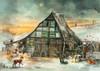 Holy Night German Christmas Advent Calendar