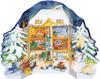 Christmas in the Dollhouse Extra Large German Advent Calendar