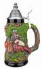 Wildlife Forest German Beer Stein