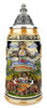 Beer Garden Panorama Grotto Stein | 1 Liter