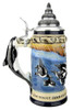 Orca Killer Whale | Majesties of the Seas Beer Stein