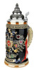 Austria Eagle Coat of Arms Beer Stein