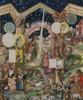 Holy Family German Christmas Advent Calendar