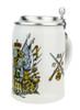 Bavaria Crest Porcelain Beer Stein