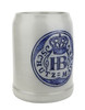 Hofbrauhaus HB Schutzmarke 0.5 Liter Salt Glaze Stoneware Beer Mug