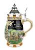 Loreley St. Goar Rhein River Beer Stein