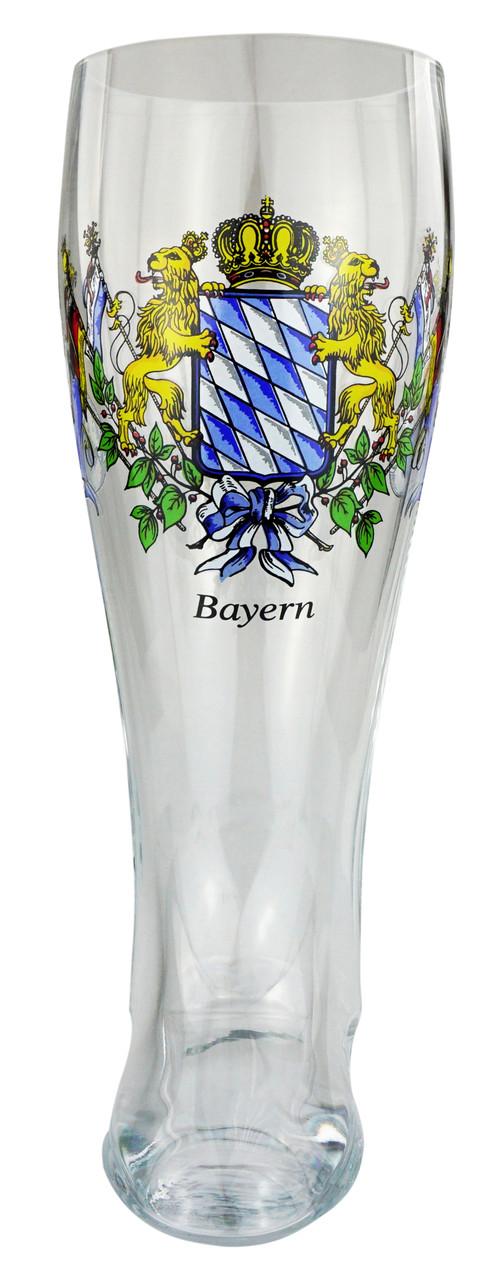 Authentic German Beer Boot 2 Liters