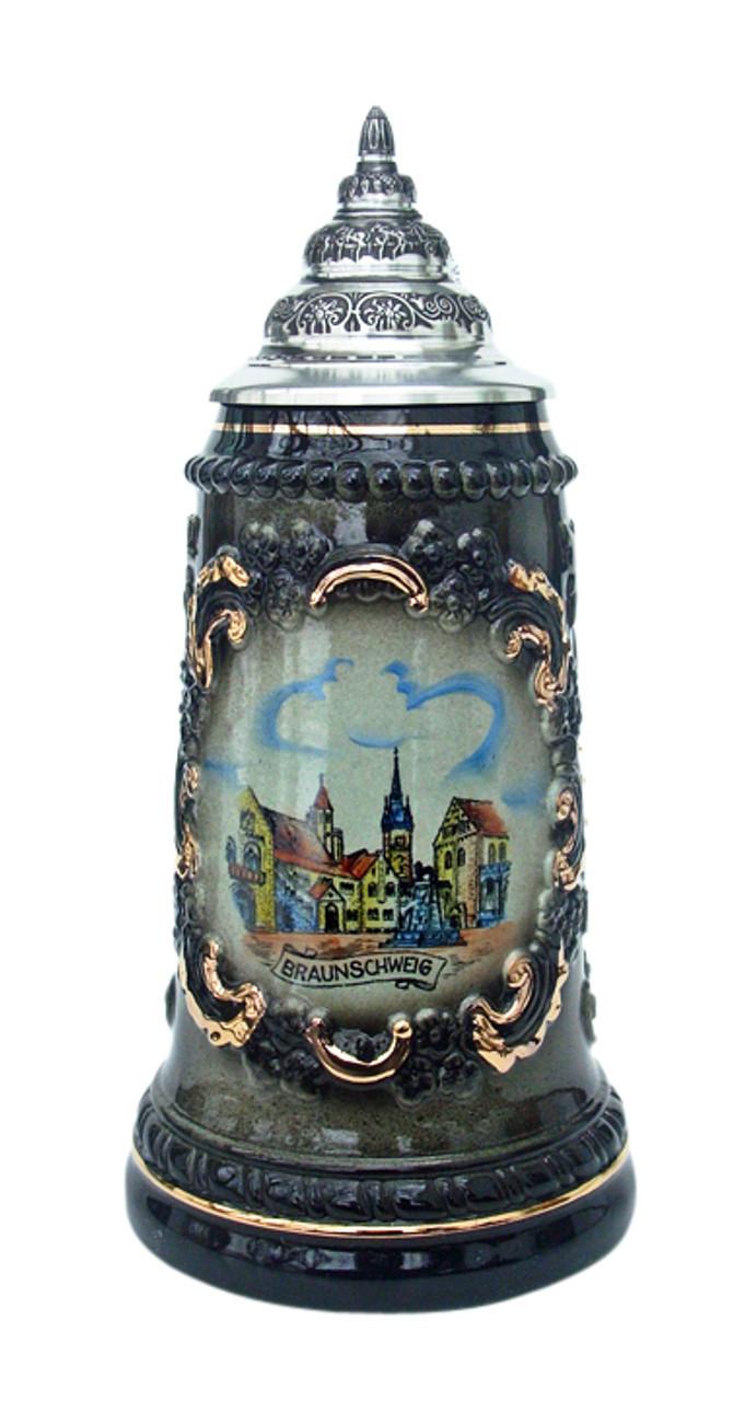 Braunschweig Souvenir Beer Stein