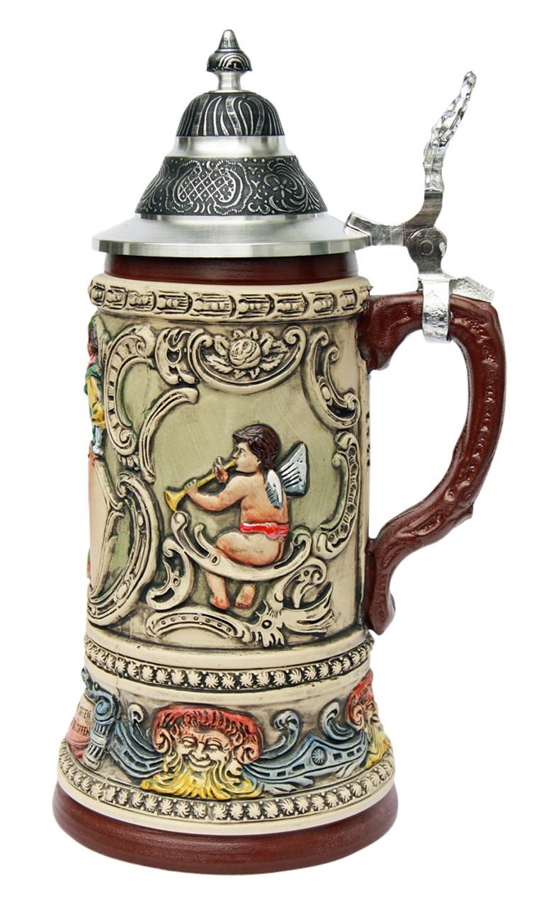 Friedolin Beer Stein