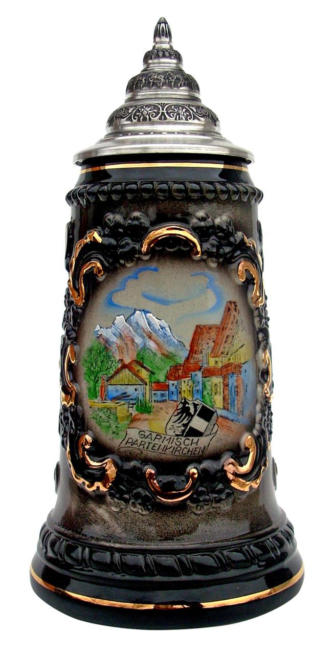 Garmisch Partenkirchen Souvenir Beer Stein