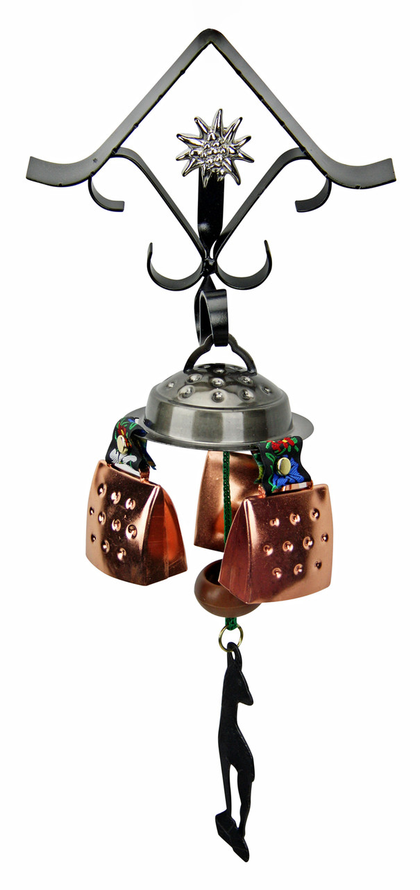 German Edelweiss Door Bell
