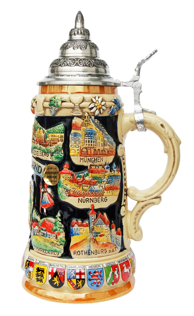 Germany Commemorative Stein