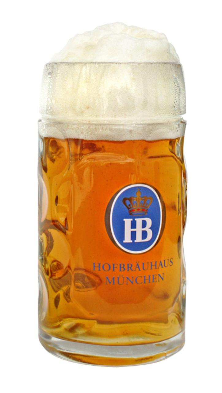Customized Isar Hofbrauhäus Logo German Beer Mug