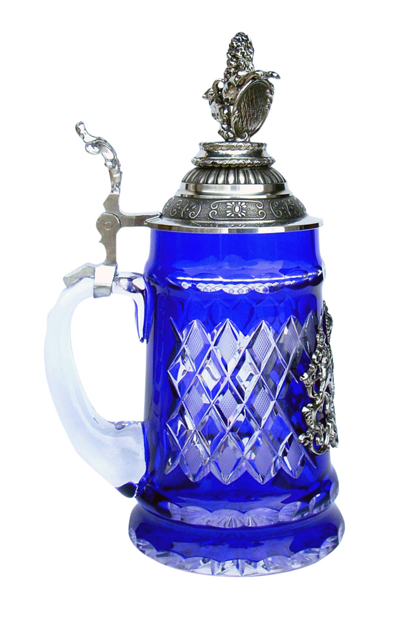 Lord of Crystal Bavaria Beer Stein