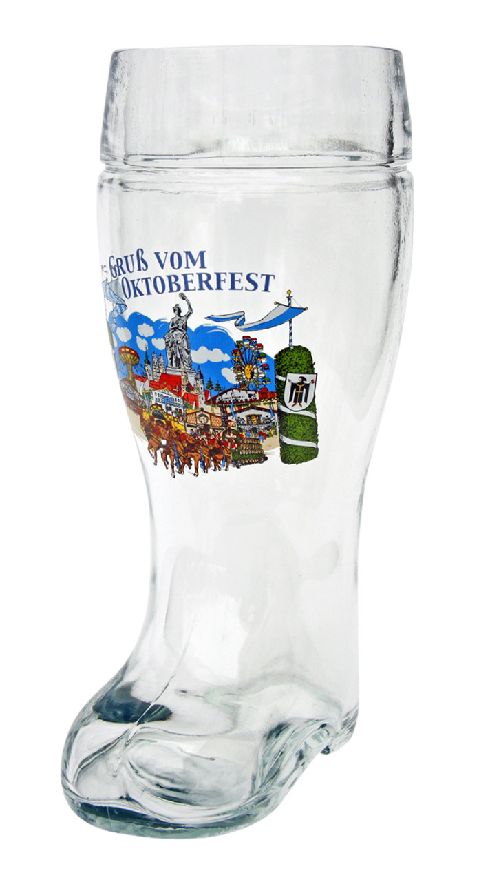 Custom Engravable Beer Glass Boot