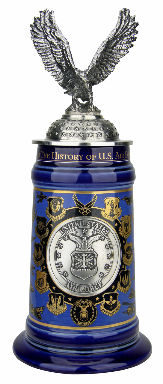 History of the U.S. Air Force Beer Stein
