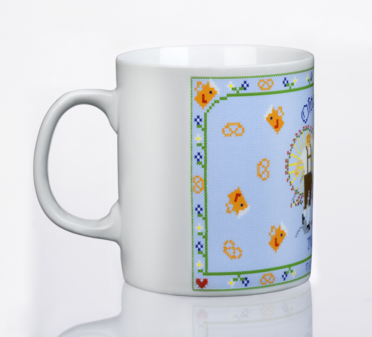 Official 2011 Oktoberfest Munich Coffee Cup